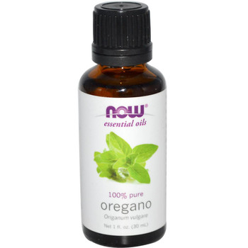 Now Pure Oregano Essential Oils, 1 fl. oz. 30 ml