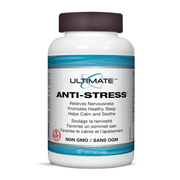 Ultimate Anti-Stress, 120 Caps