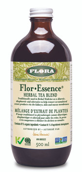 Flora Flor Essence Herbal Tea Blend, 500 ml
