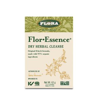 Flora Flor Essence Dry Herbal Tea Blend, 63 g (3 x 21g Sachets)