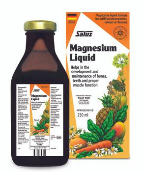 Salus® Magnesium Liquid, 250 ml