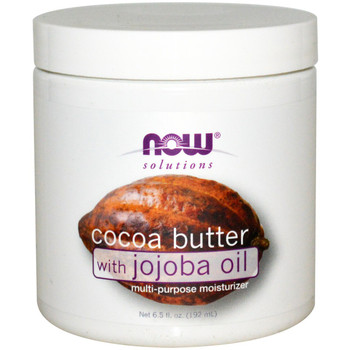 COCOA BUTTER with JOJOBA OIL Multi-Purpose Moisturizer, 207 ml