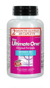 Nu-Life The Ultimate One Women 50+ 60 Caplets