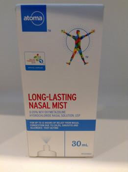 Atoma Nasal Spray 0.05%