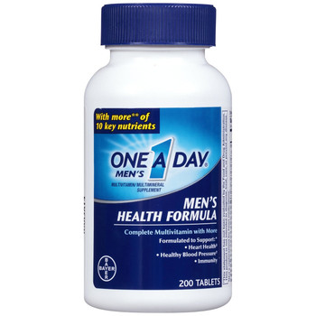 One A Day Men Advance Formula Multivitamin