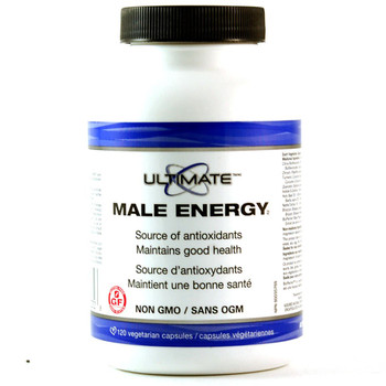 Ultimate Male Energy, 120 Capsules
