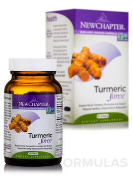 New Chapter Tumeric Force, 60 Softgels