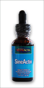 RespirActin SineActin, Sinus Formula 30ml