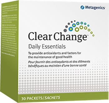 Metagenics Clear Change Daily Essentials, 30 Packets