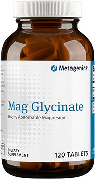 Metagenics Glycinate, 120 Tablets