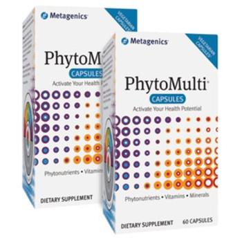 Metagenics PhytoMulti, 60 Capsules
