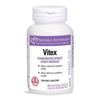 Preferred Nutrition Vitex, 90 Veg Capsules