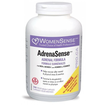 Preferred Nutrition AdrenaSense, 180 Veg Capsules