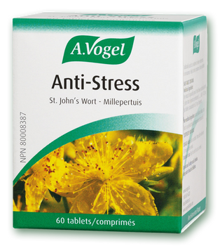 A. Vogel Anti Stress, 60 Tablets