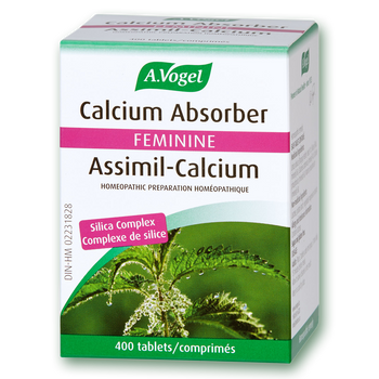 A. Vogel Calcium Absorber, 400 Tablets