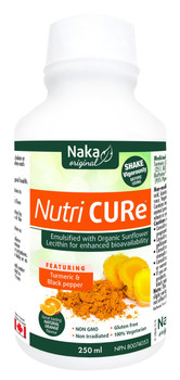 Naka Liquid NutriCure (Natural Orange), 250 ml