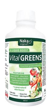 Naka Pro Greens Organic (Mint Flavour), 500 ml
