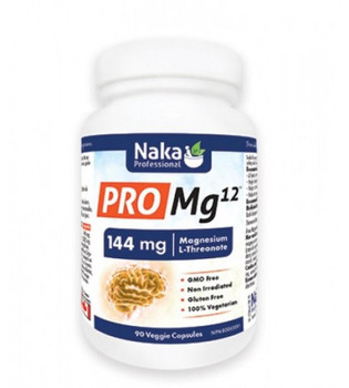 Naka Pro MG12 144 mg, 90 Capsules