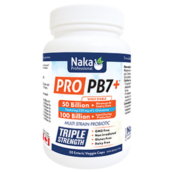 Naka Pro B11+60 Billion, 30 Capsules