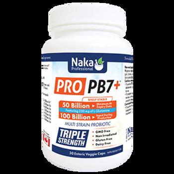Naka Pro PB7, 30 Capsules