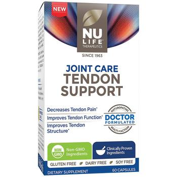 NU LIFE Therapeutics Tendonitis Support, 60 Capsules
