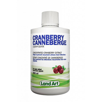 Land Art Pure Cranberry Extract, 500 ml