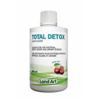 Land Art Total Detox (Cherry Flavour) 500 ml