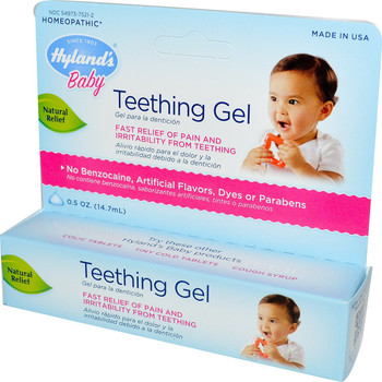 Hyland's Teething Gel, 14.7 ml