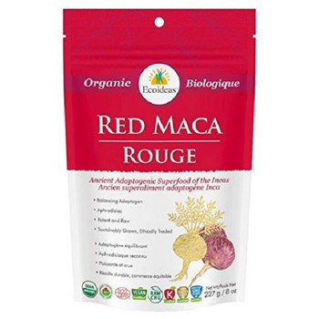 Ecoideas Red Maca, 227 g