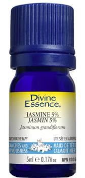Divine Essence Jasmine, 5 ml
