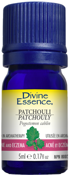 Divine Essence Patchouli, 5 ml