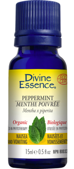 Divine Essence Peppermint, 15 ml
