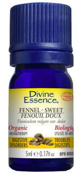 Divine Essence Sweet Fennel, 5 ml