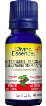 Divine Essence WinterGreen, 15 ml