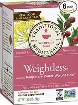Traditional Medicina Trad Organic Weightless, 24 g
