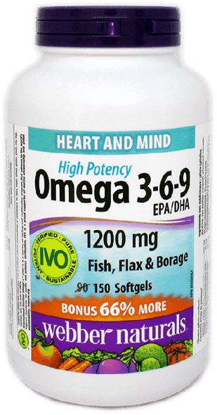 omega 3 6 9 bonus
