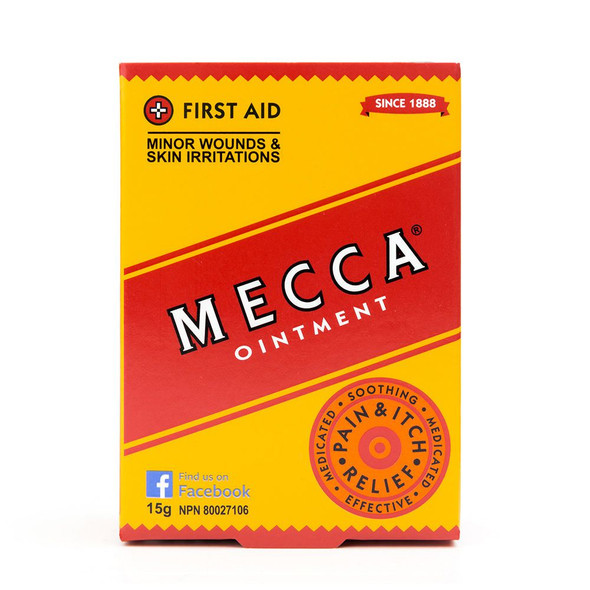 mecca oint 15g