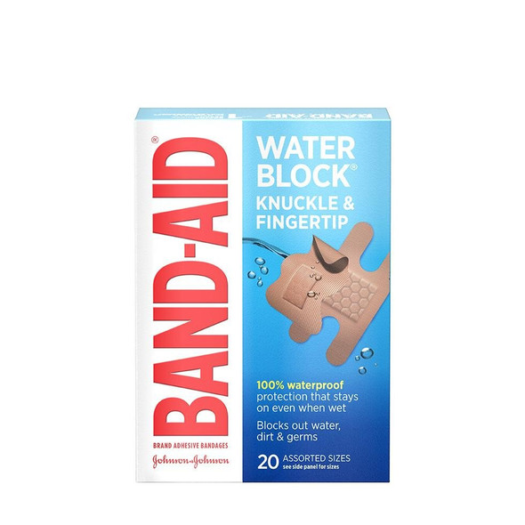 Water Block Band Aid