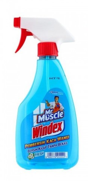mr muscle windex