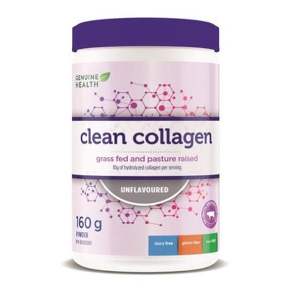 clean collagen unflav