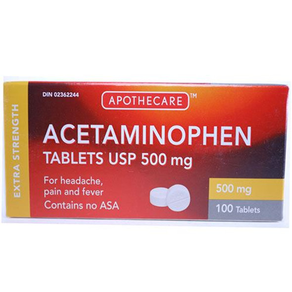 apothecare tablets