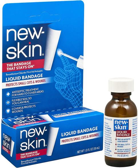 new skin liquid bandaid