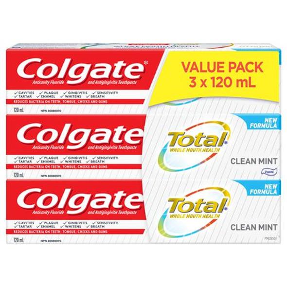 colgate 3 pack