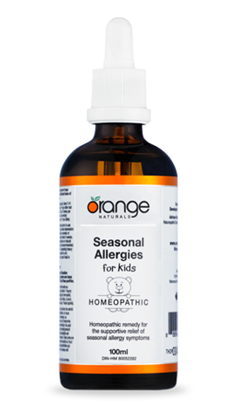 Homeopathic - Seasonal Allergies (for kids) 100ml