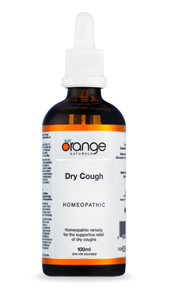 Homeopathic - Dry Cough 100ml
