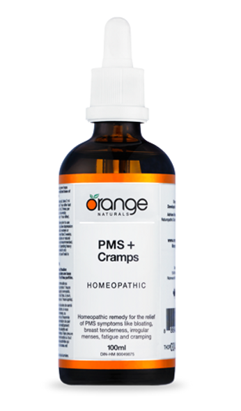 Homeopathic - PMS+Cramps 100ml