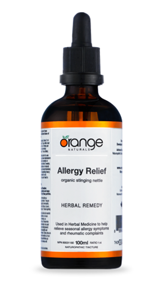 Allergy Relief Tincture 100ml