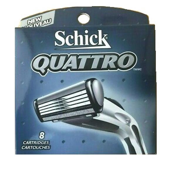 schick 8 pack