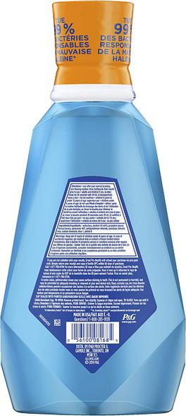 clean mint back