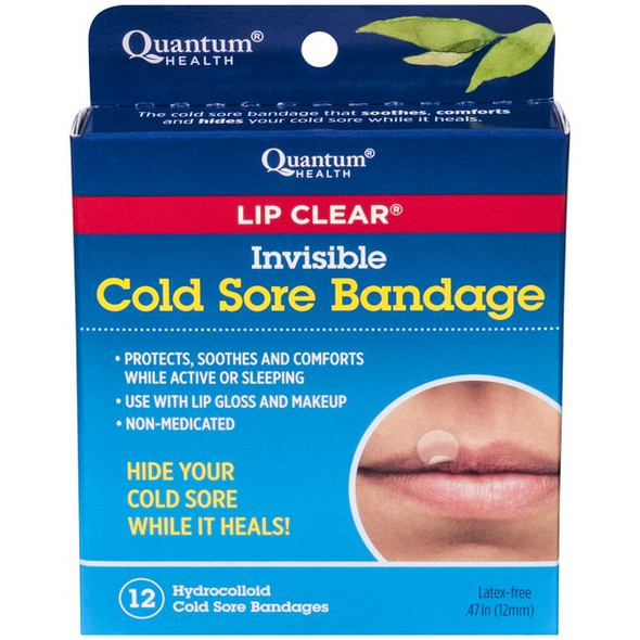 cold sore patch